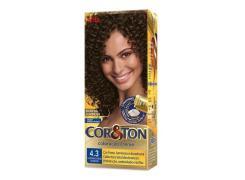 Tintura Cor & Ton 4.3 Castanho Médio Dourado