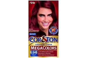 Tintura Cor & Ton 6.646 Vermelho Cereja