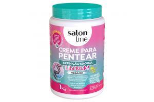 Creme Para Pentear Salon Line Definição Máxima 1kg