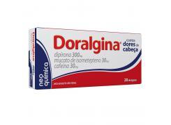 Doralgina Com 20 Drágeas