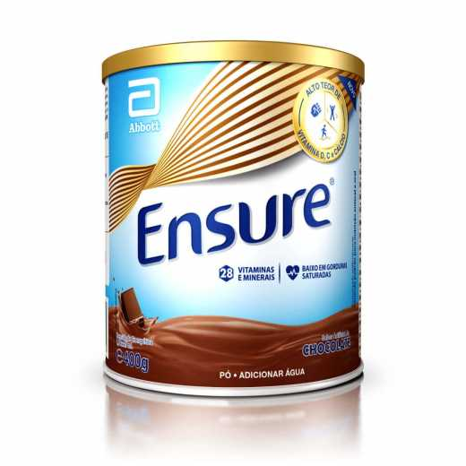 Ensure Sabor Chocolate 400g Abbott