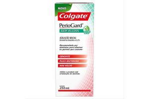 Enxaguante Bucal Colgate PerioGard Extra Mint 250ml