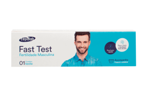 Fast Test Fertilidade Masculina Contém 01 Teste