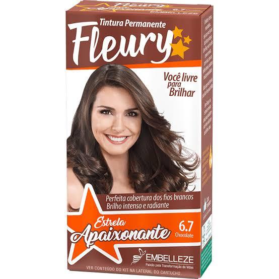 Tintura Fleury 6.7 Chocolate