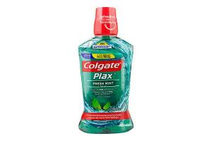 Enxaguante Bucal Colgate Plax Fresh Mint Leve 500ml Pague 350ml