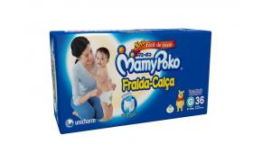 Fralda Calça MamyPoko G Com 36 Unidades