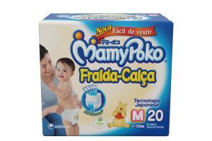 Fralda Calça MamyPoko M Com 20 Unidades