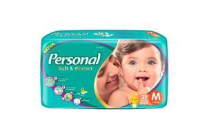 Fralda Personal M Com 32