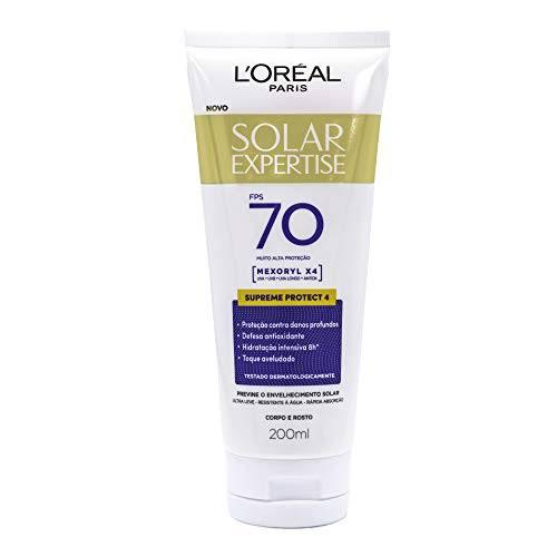 Protetor Solar Corporal FPS 70 L'oreal 200ml