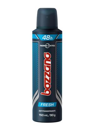 Desodorante Aerosol Bozzano Masculino Fresh 150ml