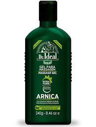 Gel para Massagem Extra Forte Arnica 240g Dr. Ideal
