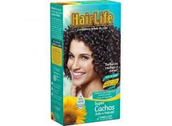 Creme Para Relaxamento HairLife Super Cachos Solto e Natural