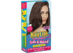 Creme Alisante HairLife Solto & Natural