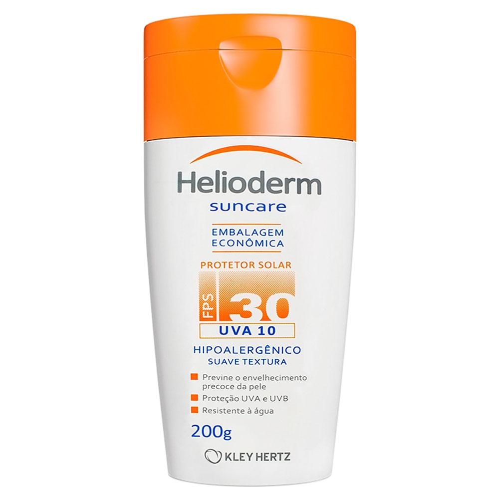 Protetor Solar Helioderm FPS 30 200 gramas