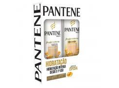 Kit Pantene Shampoo e Condicionador Hidratação 175ml