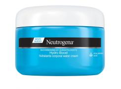Hidratante Corporal Neutrogena Hydro Boost Water Cream 200ml