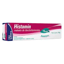 Histamin Creme Dermatológico 30g