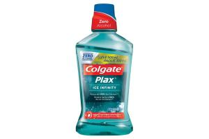 Enxaguante Bucal Colgate Plax Ice Infinity Leve 500ml Pague 350ml