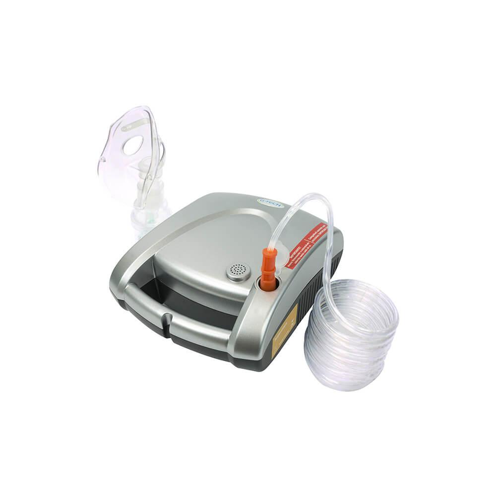 Inalador & Nebulizador (NebCom V) G-TECH Super Flow Plus