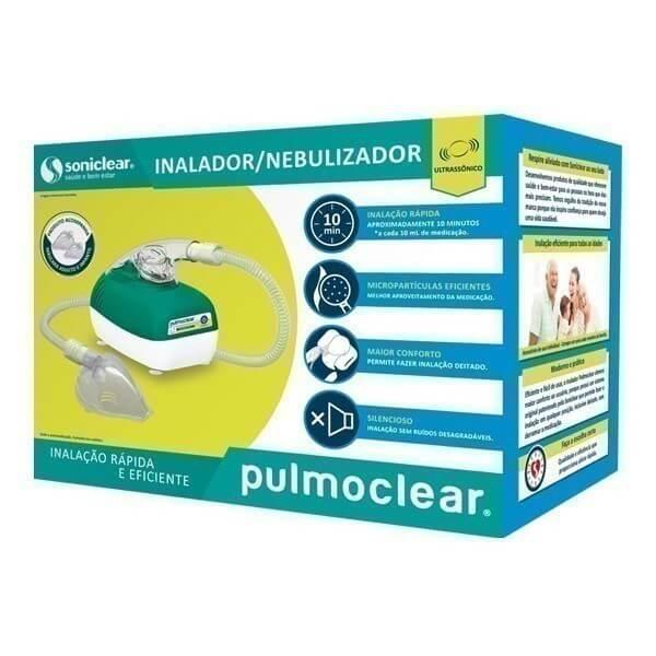 Inalador/Nebulizador Pulmoclear Soniclear