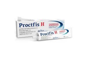 Proctfis H Pomada 20g + 1 Aplicador