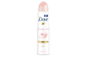 Desodorante Aerosol Dove Powder Soft 150ml