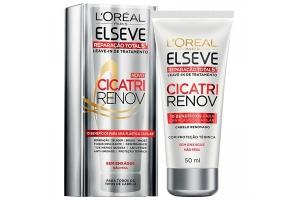 Leave-In de Tratamento Elseve Reparação Total 5 Cicatri Renov 50ml