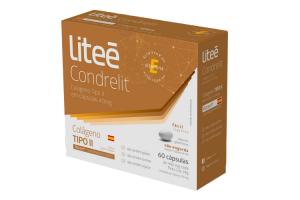 Litee Condrelit Com 60 Capsulas