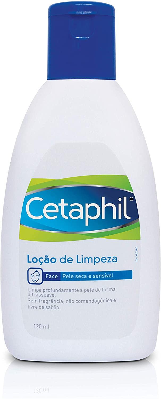 Loção de Limpeza Facial Cetaphil 120ml