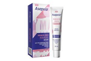 Maquiagem Líquida Asepxia Autoajustável Antiacne 30ml