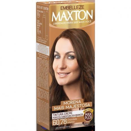 Tintura Maxton 60.78 Chocolate Intenso