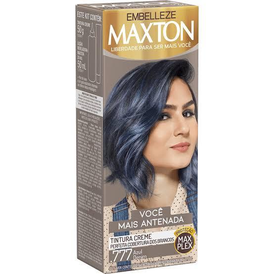 Tintura Maxton .777 Azul Denim