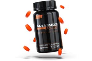 Maximus Plus Com 30 Comprimidos