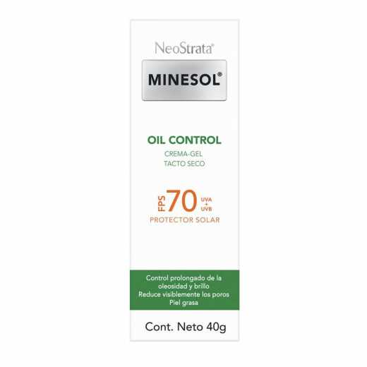 Protetor Solar NeoStrata Minesol Oil Control FPS 70 40g