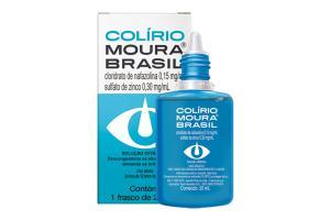 Colírio Moura Brasil 20 ml