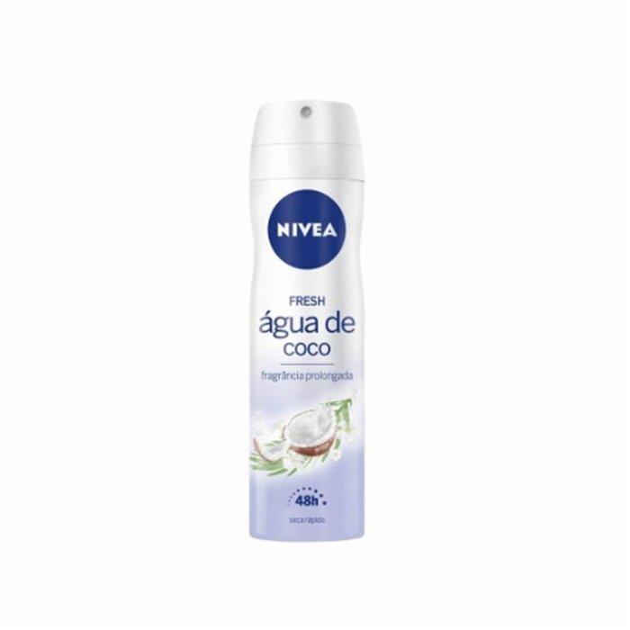 Desodorante Aerosol Nivea Fresh Água de Coco 150ml