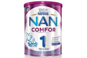 Nan Comfor 1 800g Nestlé