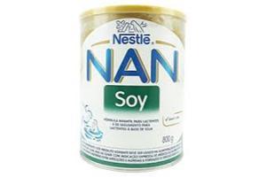 Nan Soy 800g Nestlé