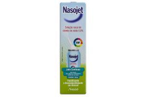 Nasojet Jato Contínuo Solução Nasal 100ml