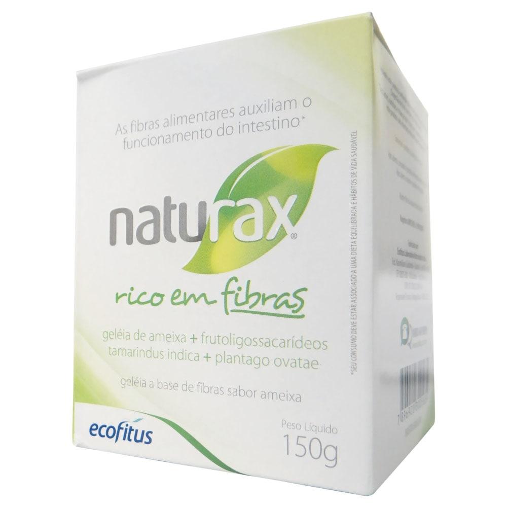 Naturax Rico em Fibras 150g
