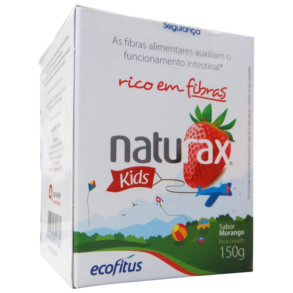 Naturax Kids Sabor Morango 150g