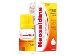 Neosaldina Gotas Com 15ml