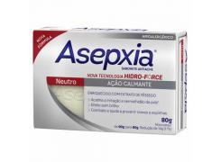 Sabonete Asepxia Neutro 80g