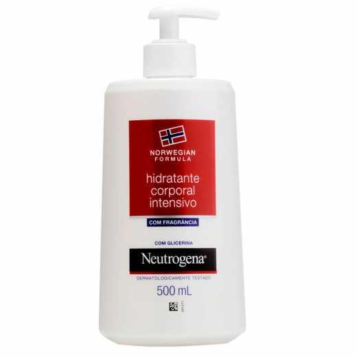 Hidratante Corporal Neutrogena Com Fragrância 500ml