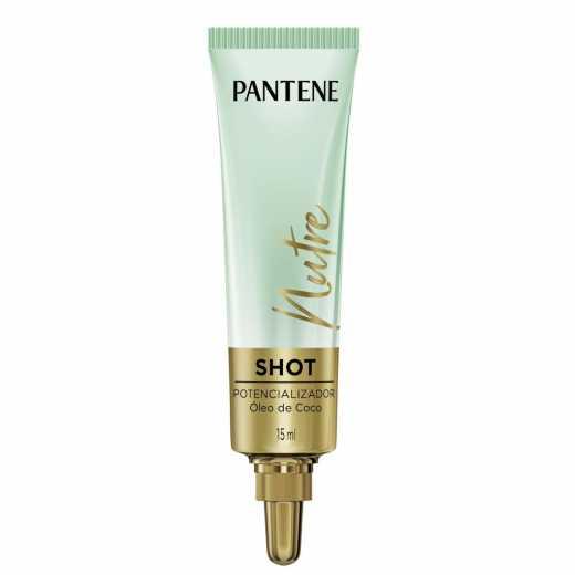 Ampola Pantene Nutre Shot Potencializador 15ml