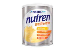 Nutren Active Sabor Banana 400g Nestlé