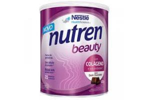 Nutren Beauty Com Colágeno Sabor Chocolate 400g Nestlé