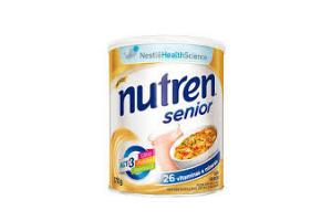 Nutren Senior Sem Sabor 370g Nestlé