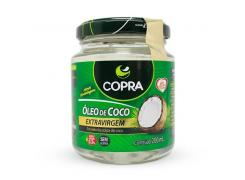 Oleo de Coco Copra Extra Virgem 200ml