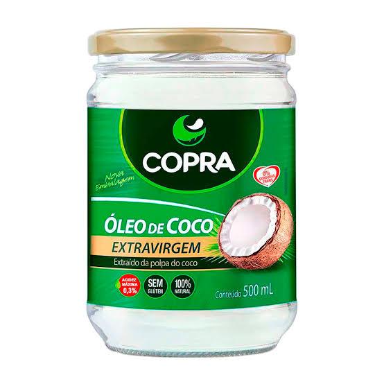 Oleo de Coco Copra Extra Virgem 500ml